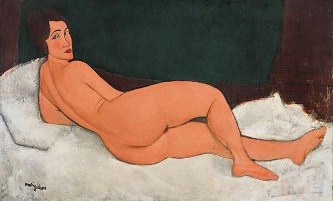 Chiêm ngưỡng những bức tranh khoả thân đắt giá nhất mọi thời đại