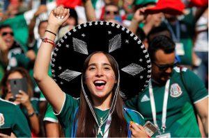 Những cổ động viên 'nóng bỏng' nhất World Cup 2018