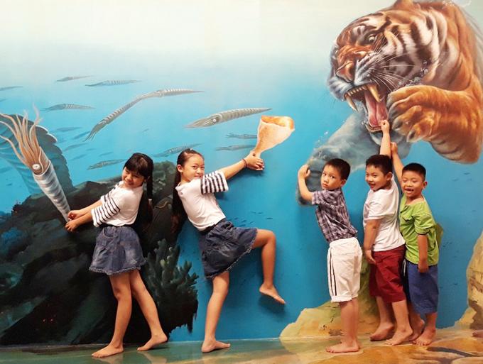 Gợi ý những điểm vui chơi trong ngày Quốc tế thiếu nhi 1-6 ở Sài Gòn