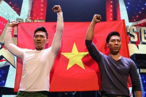 Thót tim chứng kiến Quốc Cơ – Quốc Nghiệp ở chung kết Got Talent