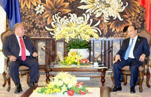 Thủ tướng Nguyễn Xuân Phúc: Không đánh đổi môi trường để phát triển kinh tế
