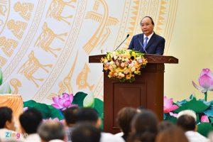Thủ tướng: Báo chí cần phản bác luận điệu sai trái trên mạng xã hội