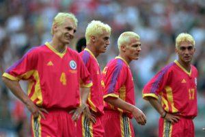 Những kiểu tóc 'dị' nhất trong lịch sử World Cup