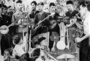 Những hình ảnh về Văn học nghệ thuật trong kháng chiến 1945-1954