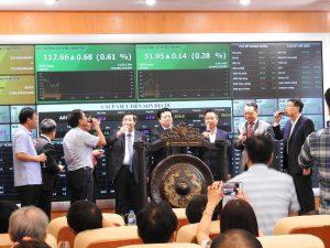 Công ty CP Việt Tiên Sơn Địa ốc đưa 12,5 triệu cổ phiếu niêm yết trên HNX