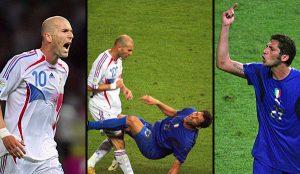 Những tình huống gây tranh cãi nhất lịch sử World Cup