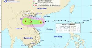 Bắc Trung Bộ căng mình đón bão, báo động lũ từ Thanh Hóa đến Hà Tĩnh