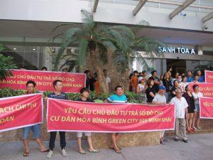 Hòa Bình Green City và những sai phạm nghiêm trọng chưa được giải quyết