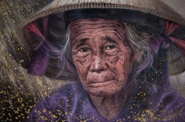 Những câu chuyện ấm áp tình người qua tranh màu nước đặc sắc của Hoàng Quốc Ký