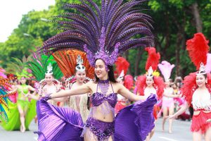 Khai mạc lễ hội đường phố 'Tinh hoa Hà Nội – Hội tụ và tỏa sáng'