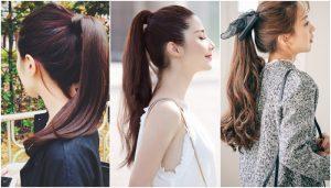 Những kiểu tóc cứu nguy cho chị em ngày lười gội đầu