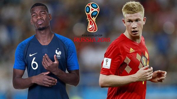 Bán kết World Cup: Hậu vệ Pháp phải đối mặt sức mạnh tấn công khủng khiếp của Bỉ