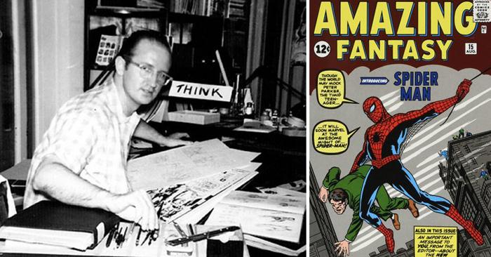 Tác giả truyện tranh Người Nhện qua đời ở tuổi 90