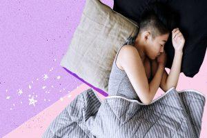 Những tư thế ngủ giúp hệ tiêu hóa hoạt động tốt hơn