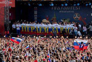 World Cup làm thay đổi bóng đá Nga