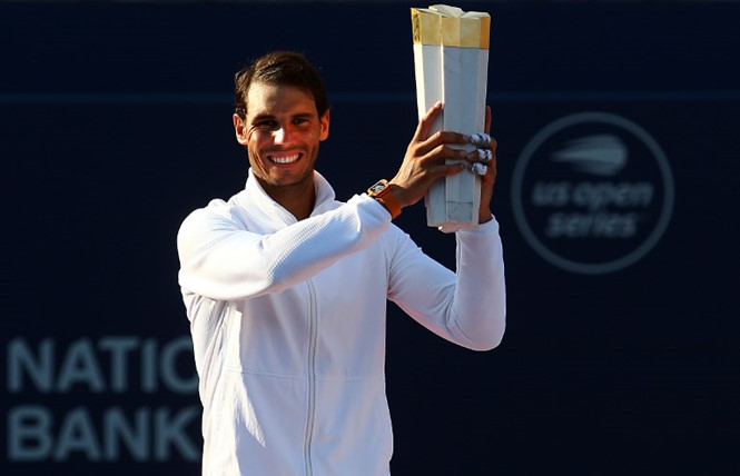 Nadal có danh hiệu ATP Masters 1.000 đầu tiên
