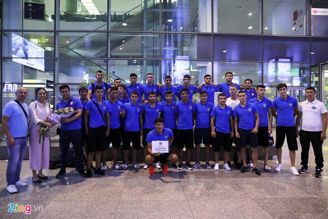 Người Uzbekistan tự tin đánh bại U23 Việt Nam lần thứ hai tại Mỹ Đình