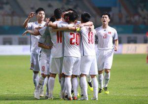 Đối thủ của U23 Việt Nam ở vòng 1/8 Asiad là ai?
