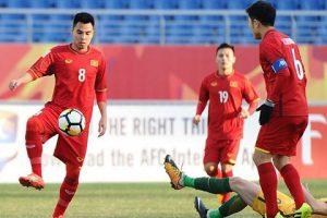 Đội hình Olympic Việt Nam đấu Bahrain: Sự trở lại của các trụ cột