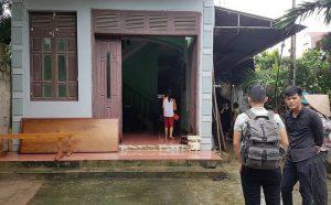 Nghi phạm sát hại 2 vợ chồng ở Hưng Yên khoảng 30 tuổi