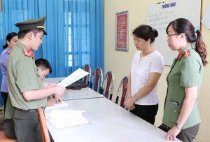 Gian lận điểm thi ở Sơn La: Khởi tố thêm một phó phòng