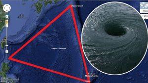 Bí ẩn đáng sợ về tam giác Rồng khiến nhiều người mất tích