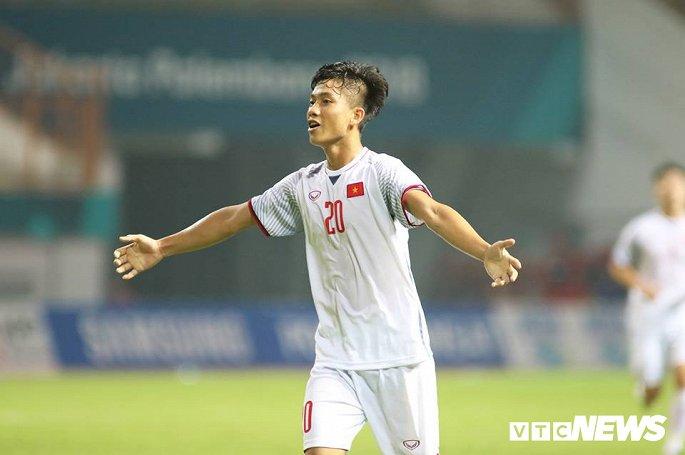 Thắng dễ Nepal, Olympic Việt Nam giành vé qua vòng bảng ASIAD