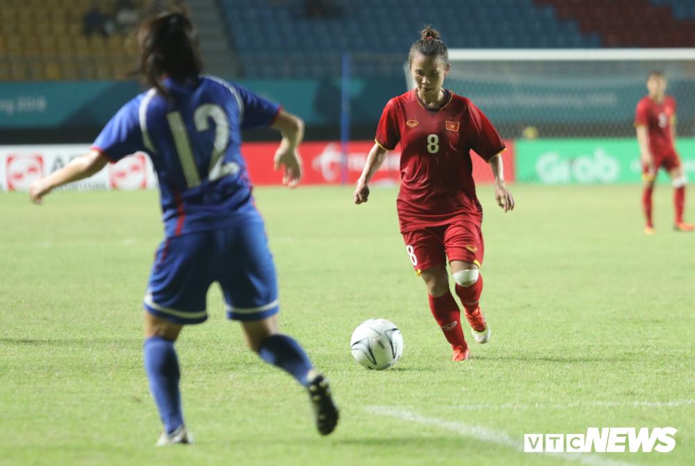 Đá hỏng penalty, tuyển nữ Việt Nam dừng bước ở tứ kết ASIAD