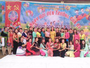 Phong Thổ – Lai Châu: Những bông hồng miệt mài bám bản 'gieo chữ' vùng biên