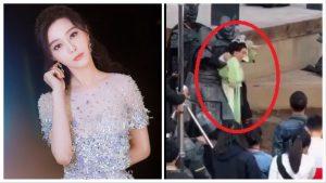 Sự thật về bức ảnh Phạm Băng Băng hoảng loạn khi bị bắt