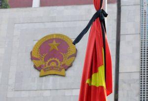 Lễ quốc tang Chủ tịch nước: Các cơ quan, công sở Việt Nam trong và ngoài nước sẽ treo cờ rủ