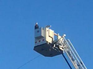 Đại bàng đầu trắng bất ngờ xuất hiện tại lễ tưởng niệm vụ khủng bố 11/9 ở Mỹ