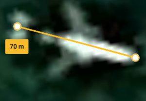 Bí ẩn máy bay gãy đuôi trong rừng rậm Campuchia nghi MH370