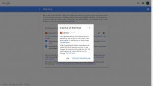 Cần làm gì để không mất Gmail, Facebook khi chuyển SIM 11 số sang 10 số?
