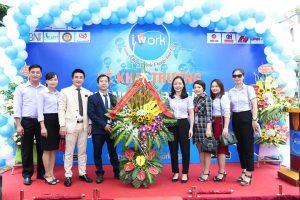 Khai trương iWork Bắc Ninh, bùng nổ công nghệ việc làm trực tuyến