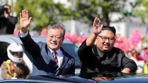 Kim Jong-un tặng Tổng thống Hàn Quốc món quà triệu USD