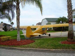 Thị trấn đặc biệt nhà nào cũng sở hữu máy bay riêng