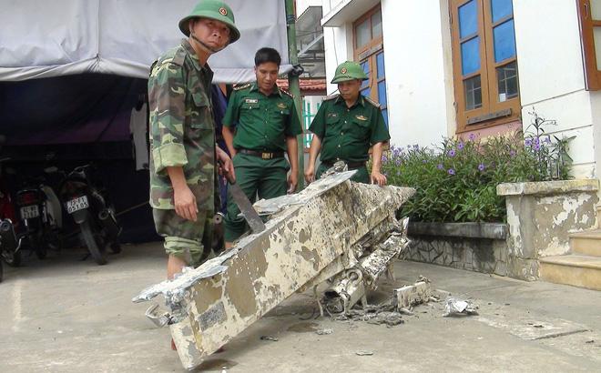 Ngư dân phát hiện nhiều vật thể nghi của máy bay