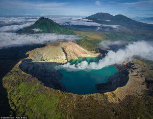 Núi lửa Việt Nam lọt vào danh sách những ngọn núi lửa ấn tượng nhất