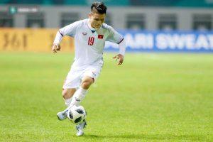 Quang Hải được châu Á gọi là 'Cậu bé vàng' – top 6 ngôi sao tiềm năng của ASIAD