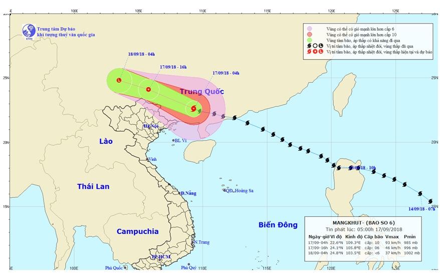Thoát đối mặt với siêu bão, Bắc bộ nguy cơ cao xảy ra sạt lở, lũ quét