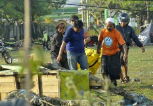Thảm họa động đất, sóng thần ở Indonesia: Hàng nghìn người có thể đã chết