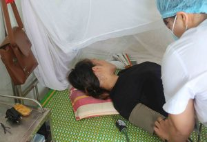 Nghệ An: Hàng chục người bị nhiễm sốt xuất huyết