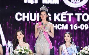 Hành trình đến vương miện Hoa hậu Việt Nam của cô gái 10X Trần Tiểu Vy