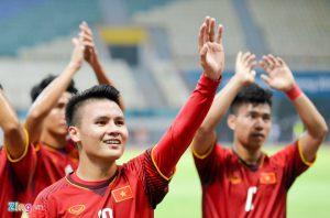 CLB Nhật Bản chính thức gửi thư chiêu mộ Quang Hải