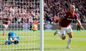 Man Utd 1-3 West Ham: Ghế Mourinho lung lay dữ dội