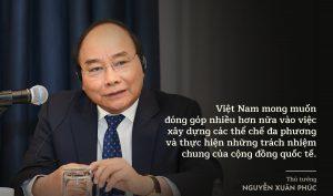 Việt Nam và thế giới 4.0 qua bài phát biểu của Thủ tướng Nguyễn Xuân Phúc tại Liên Hợp Quốc