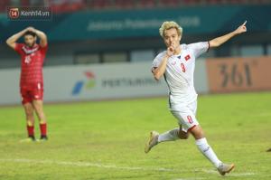 Bàn thắng của Văn Toàn thay đổi vị thế bóng đá Việt Nam
