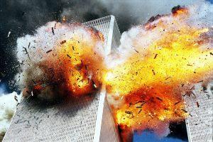 Khoảnh khắc khó quên vụ khủng bố 11/9 ở nước Mỹ 17 năm trước