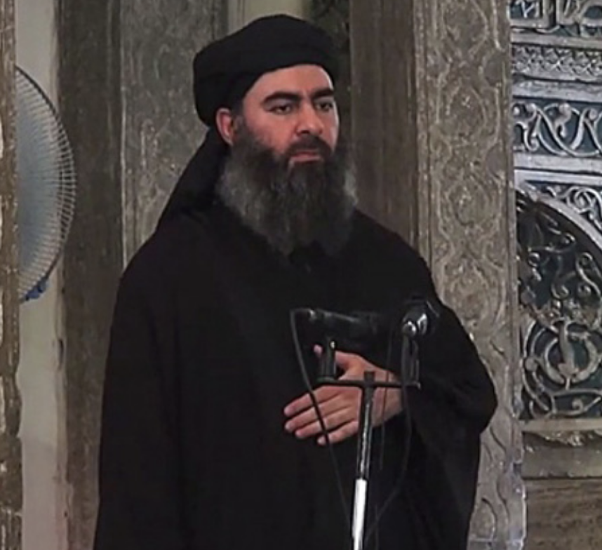 Trùm khủng bố IS lại thoát chết trong gang tấc ở Syria